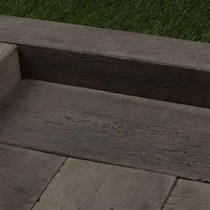 Planche De Bois Exterieur : lame planche aspect bois fonc pierdor l 39 esprit de la pierre ~ Premium-room.com Idées de Décoration