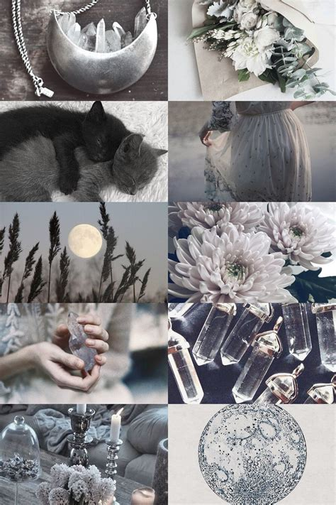 gray witch magic aesthetic aesthetic collage