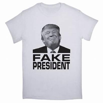 Fake Trump President Tshirt