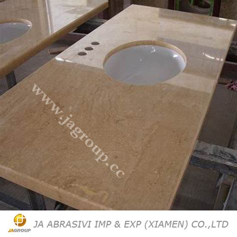 integrated bathroom sink and countertop hotel bathroom molded sink countertop buy molded sink