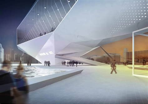 contemporary art museum competition entry buenos