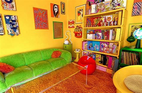 Retro Living Room Yellow by Retro Living Room Ideas And Decor Inspirations For The