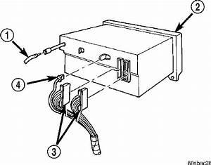 32 2001 Dodge Durango Radio Wiring Diagram