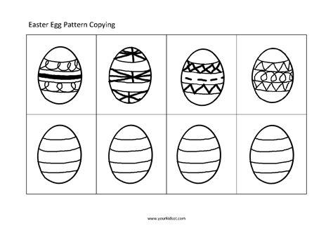 Free Easter Egg Patterns