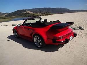 1985 Porsche 911 Carrera Cabriolet With Porsche 930 Engine Turbo 3 3l Manual Rwd For Sale
