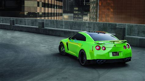 nissan green nissan gtr wallpapers archives hdwallsource com