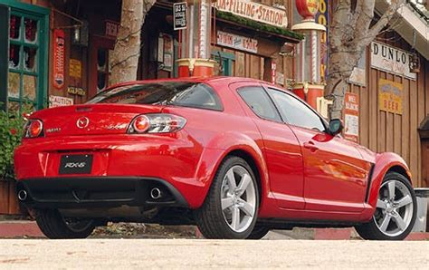 Used 2007 Mazda Rx-8 For Sale