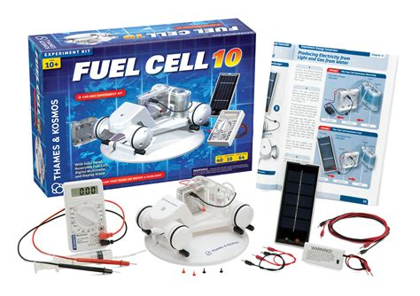 Kids Close The Science Gap By Making Fuel Cell Model Cars