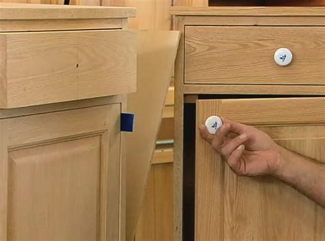movable kitchen cabinets cabinet techniques ii woodworkers guild 1003