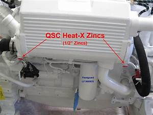 Zinc Locations On The Qsc 8 3