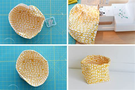 DIY : Diy Multipurpose Fabric Basket