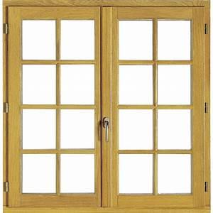 Isoler Fenetre En Bois : fen tre bois ch ne gamme serenite 1 vantail ouvrant ~ Premium-room.com Idées de Décoration