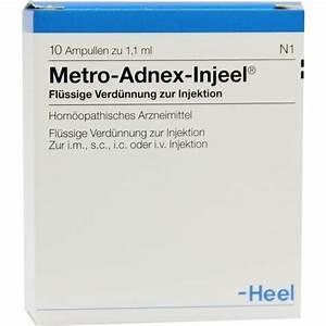 Metro Rechnung : metro adnex injeele ampullen 10 st ck apothekenvergleich ~ Themetempest.com Abrechnung