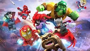 Anlisis De LEGO Marvel Super Heroes 2