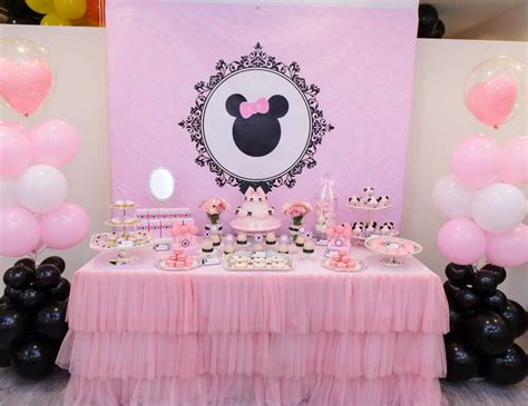 Minnie Mouse Decorating Ideas Elitflat