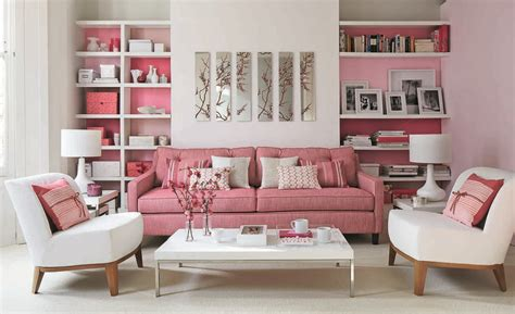 canape cuir vintage 30 extremely charming pink living room design ideas rilane