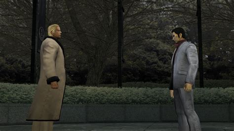 yakuza   hd edition formally announced screenshots
