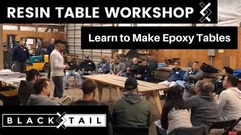 resin table workshoplearn   epoxy tables