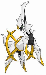 The God Pokemon Arceus