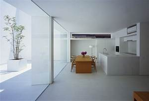 Minimalist concrete home in Kanazawa Decor10 Blog