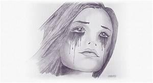 Depressed Drawings Easy images