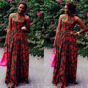 Maxi African Dresses Modern