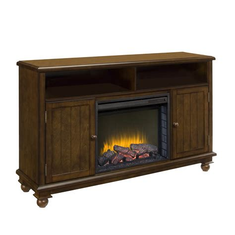 Pleasant Hearth Pearson Ventless Electric Fireplace And