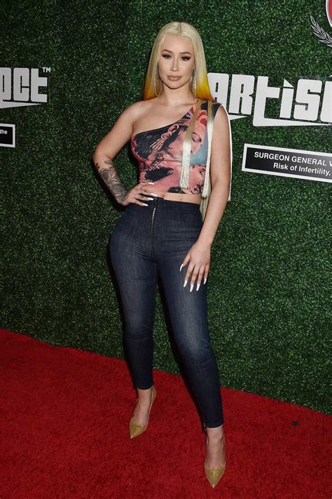 Iggy Azalea attends the Swisher Sweets Awards at The ...