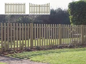 Cloture De Jardin : cl tures am nagement de jardin bm cloture bm cloture jardin ~ Premium-room.com Idées de Décoration