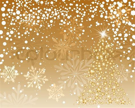Beautiful vector Christmas (New Year) background for