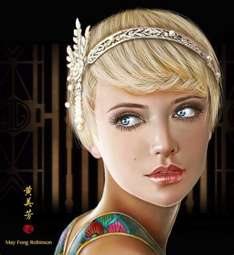 Daisy of Great Gatsby by MayFong on DeviantArt
