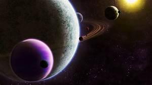 Solar system wallpaper - 127314