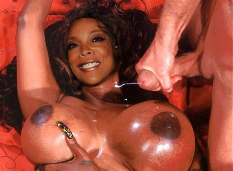 Wendy Williams Has Awesome Tits 5 Pics