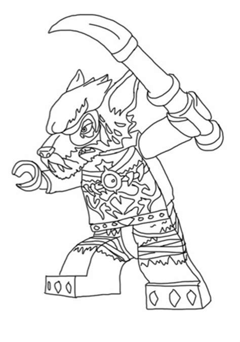 chima lego coloring pages eskayalitim