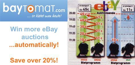 Bid Sniper Uk Baytomat Auction Bid Sniper For Ebay Save Time And