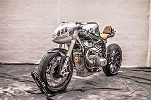 Xtr Pepo Silver Bullet Mkii Bmw R100 Rs Custom