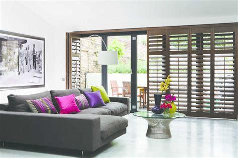 interior plantation shutters home depot bi fold plantation shutters patio doors modern patio