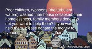 Typhoon Haiyan ... Haiyan Typhoon Quotes