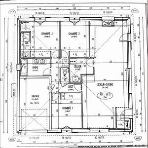 la maison carre segreville haute garonne With forum plan de maison