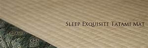 Fine Japanese Futon and Furnishings Sleep Exquisite