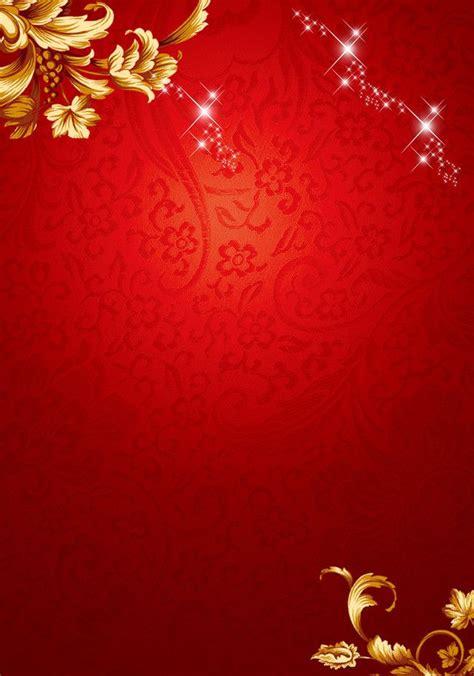 rojo floral patron antecedentes   background