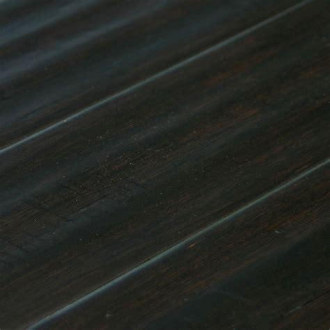 bamboo scraped flooring ebony distressed hand scraped 9 16 quot engineered strand woven bamboo flooring contemporary