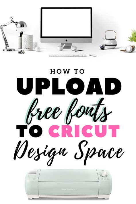 Get Font From Image How To Get Free Fonts For Cricut Design Space Team