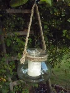 Fotos Aufhängen Schnur : windlicht glas zum aufh ngen vase glaswindlicht gross zum h ngen mit schnur ~ Sanjose-hotels-ca.com Haus und Dekorationen