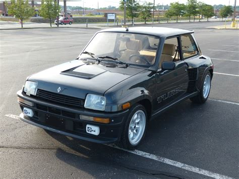 renault 5 turbo original renault 5 turbo fetches 72 000 on ebay carscoops
