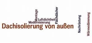 Dachisolierung Von Außen : dachisolierung von au en erf llt zwei aufgaben und spart ~ Lizthompson.info Haus und Dekorationen