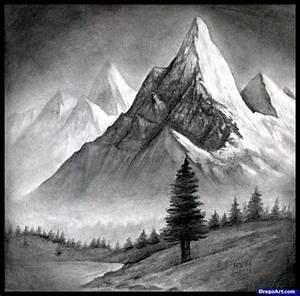 25+ Best Ideas about Landscape Drawings on Pinterest ...