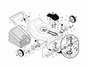 917 376071 Craftsman Lawn Mower 6 5 Hp 22 Inch Multi
