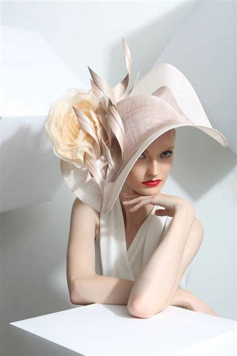 spring racing millinery tips   wear  perfect hat