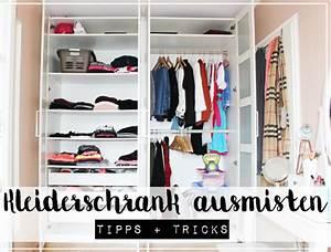 Marie Kondo Tipps : kleiderschrank ausmisten und aussortieren tipps tricks inkl vorher nacher bilder just ~ Orissabook.com Haus und Dekorationen